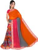 Reveka Fashion Printed Fashion Chiffon S...