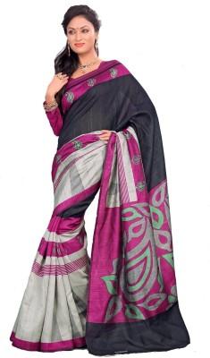 Swaranjali Paisley Fashion Art Silk Sari