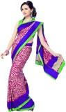 Shree Vaishnavi Printed Bollywood Silk S...