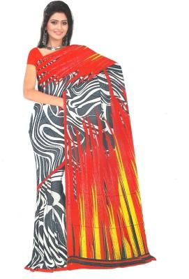 Archit Printed Daily Wear Jacquard Sari
