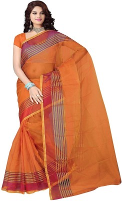 Mamta Sarees Printed Fashion Tissue Sari