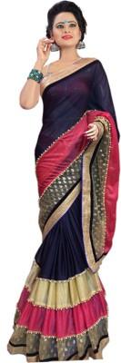 Arya Fashion Self Design Bollywood Art Silk Sari