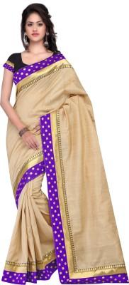Sarvagny Clothing Solid Bollywood Art Silk Sari
