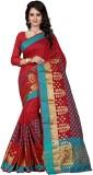 Vivan Fashion Self Design Kanjivaram Cot...