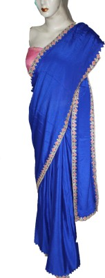 Vincy Self Design, Embriodered, Plain Bollywood Chiffon, Georgette, Brocade Sari
