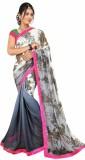 Pure Silk Floral Print Fashion Georgette...