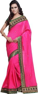 Miss Perfect Embriodered Fashion Cotton Sari