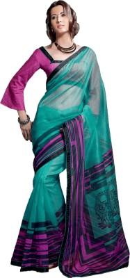 Pari Fashion Self Design Fashion Net Sari