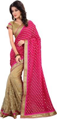 Sushma Printed Fashion Net Sari