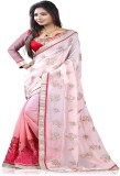 STYLO SAREES Embroidered Fashion Georget...