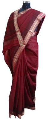 malvika exclusive Printed Chanderi Silk Cotton Blend Sari