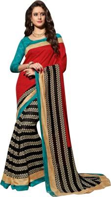RGNRetails Printed Bhagalpuri Silk Sari