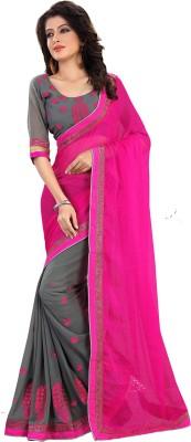 Sushma Printed Fashion Chiffon Sari