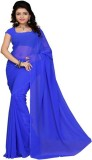 Mavani Self Design Bollywood Georgette S...