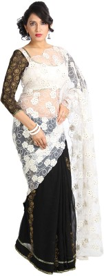 Vandanaraj Printed Fashion Chiffon Sari