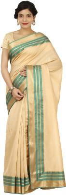 Suruchi Solid Fashion Tussar Silk, Art Silk Sari
