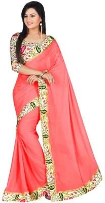Stylezone Printed Fashion Chiffon Sari