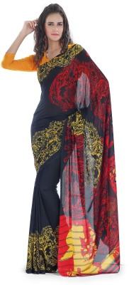 Royal Choice Printed Fashion Georgette Sari