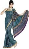 Miraan Printed Fashion Art Silk Saree (D...