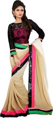 Arisidh Printed Fashion Georgette Sari