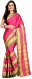 Colorbox Solid Assam Silk Art Silk Saree...