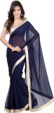 Kalista Fashions Solid Bollywood Synthet...