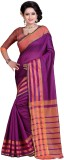 Thankar Printed Fashion Cotton Saree (Pu...