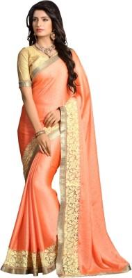 Sarovar Sarees Embriodered Fashion Synthetic Sari