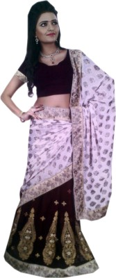 raj vedha textiles Self Design Fashion Raw Silk Sari