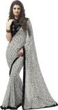 Sahiba Printed Daily Wear Georgette Sari...