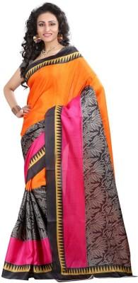 Pooja Fashions Printed Fashion Printed Silk Sari