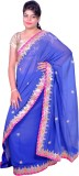 Prishi Impex Self Design Fashion Pure Ge...