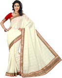 Saree Swarg Solid Bollywood Net, Jacquar...