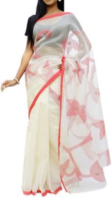 Appu Woven Fashion Silk Cotton Blend Sari