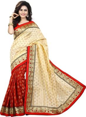 Trendyaaradhya Embellished Fashion Art Silk Sari