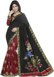 Triveni Striped Fashion Art Silk Sari