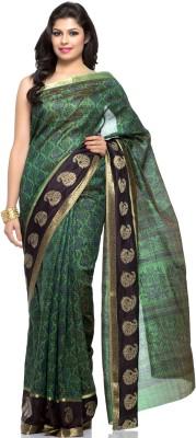 Aapno Rajasthan Printed Fashion Net Sari