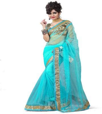 Shopimo Fashion Self Design Fashion Handloom Net Sari