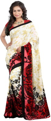 Lavniya Printed Bollywood Art Silk Sari