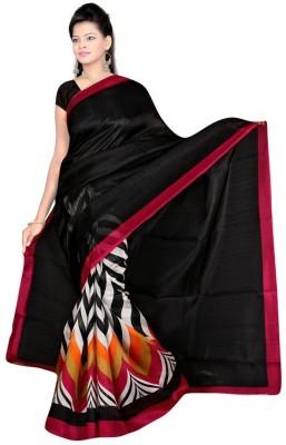 bhavnafashion Printed Bollywood Cotton Sari
