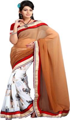 Manjaree Embellished Fashion Georgette Sari