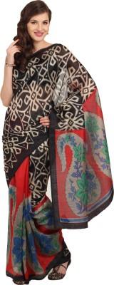 Parchayee Printed Daily Wear Art Silk Sari