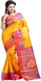 Rinkey Sarees Printed Bhagalpuri Silk Sa...
