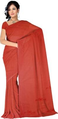 Kothari Saree Plain Banarasi Cotton Sari