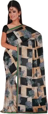 Aashi Printed Bollywood Georgette Sari