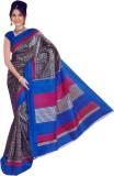Chaand Sarees Printed Bhagalpuri Silk Sa...