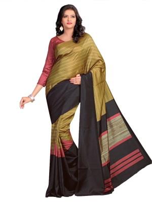 Miraan Printed Bhagalpuri Art Silk Sari