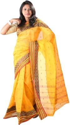Hawai Printed Tant Cotton Sari