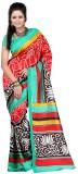 Panchi Printed Fashion Art Silk Sari (Mu...