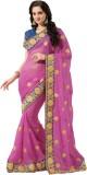 Priyankas Embroidered Bollywood Shimmer ...